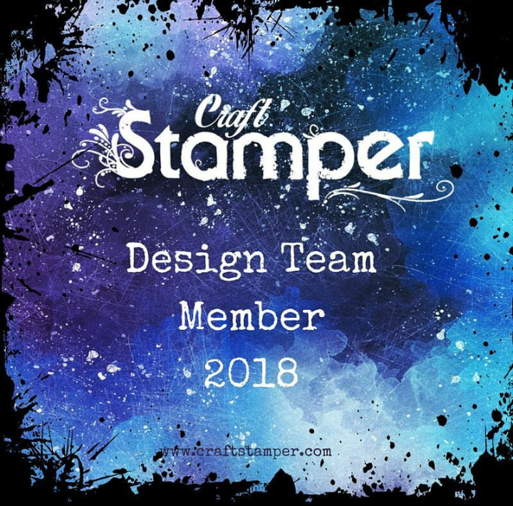 Super proud to be designing for Craft Stamper Magazine