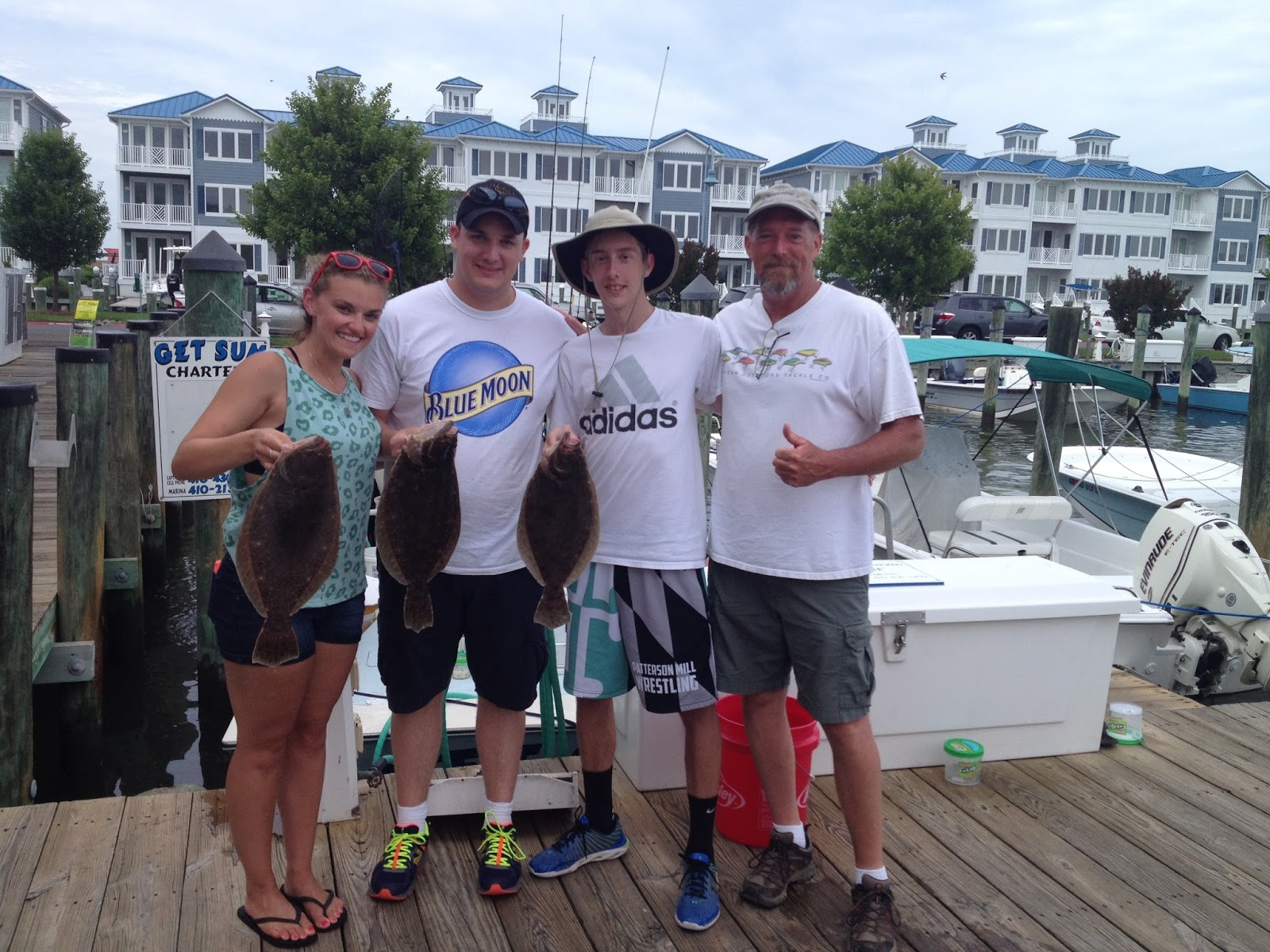 July 8 2015 daily reports news ocean city fishing center for Ocean city fishing center
