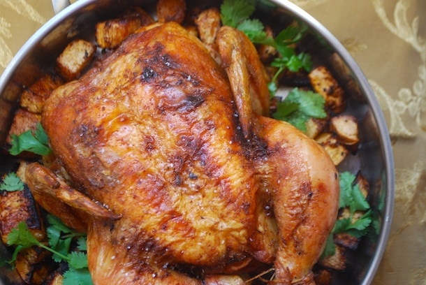 Chicken recipes with coco lopez