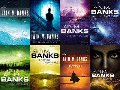 Culture Novels (1-10) - Iain M. Banks