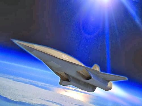 Força aérea dos EUA planeja avião 6 vezes mais rápido que o som