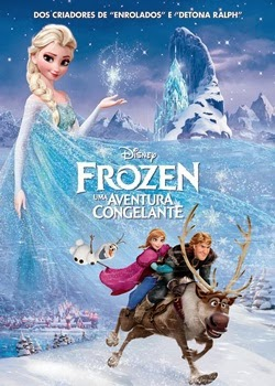 Download Frozen Uma Aventura Congelante WEBRip RMVB Dublado + AVI Dual Áudio Torrent   Baixar Torrent