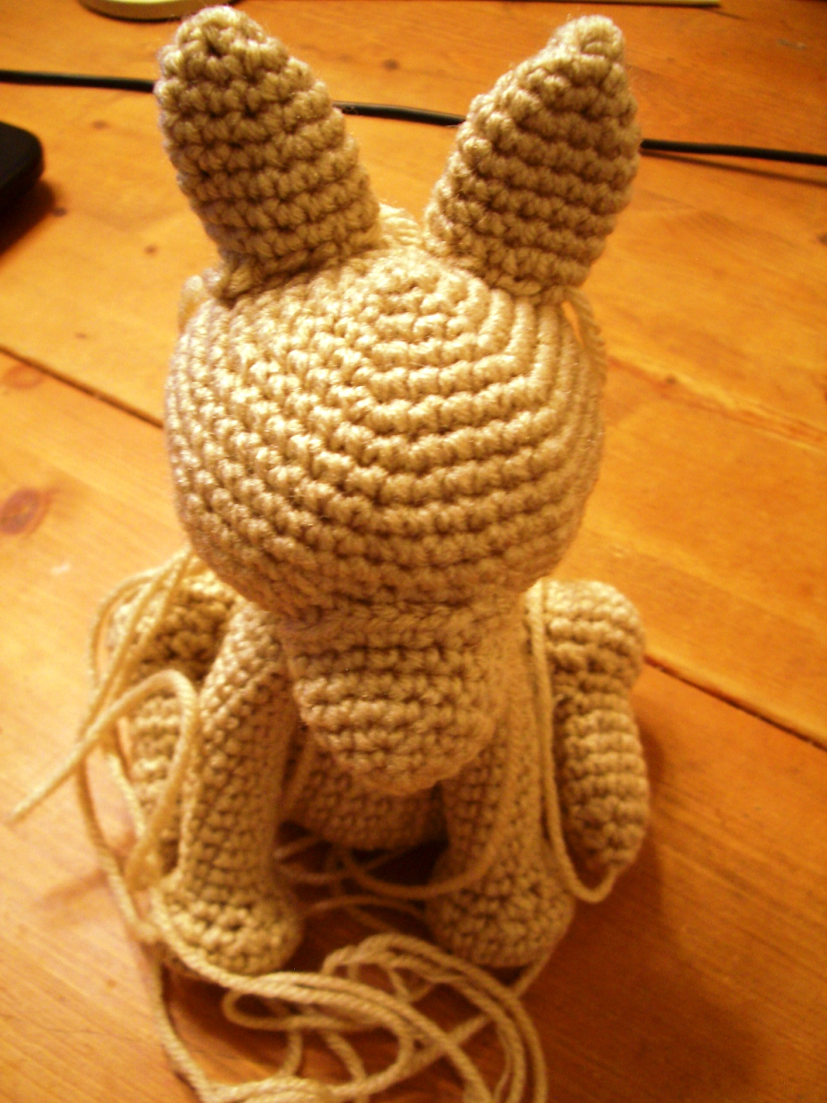 Amigurumi Animals Patterns Free : Crochet Parfait: Im getting close