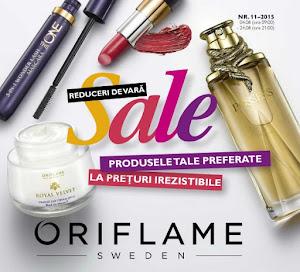 Catalog Oriflame C11 2015