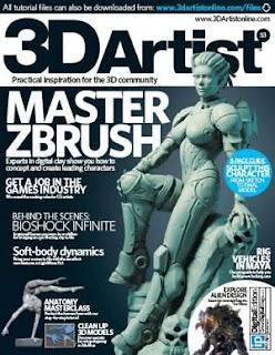 3DArtist Magazine Issue 53 March 2013
