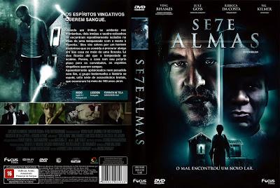 Sete Almas DVD Capa