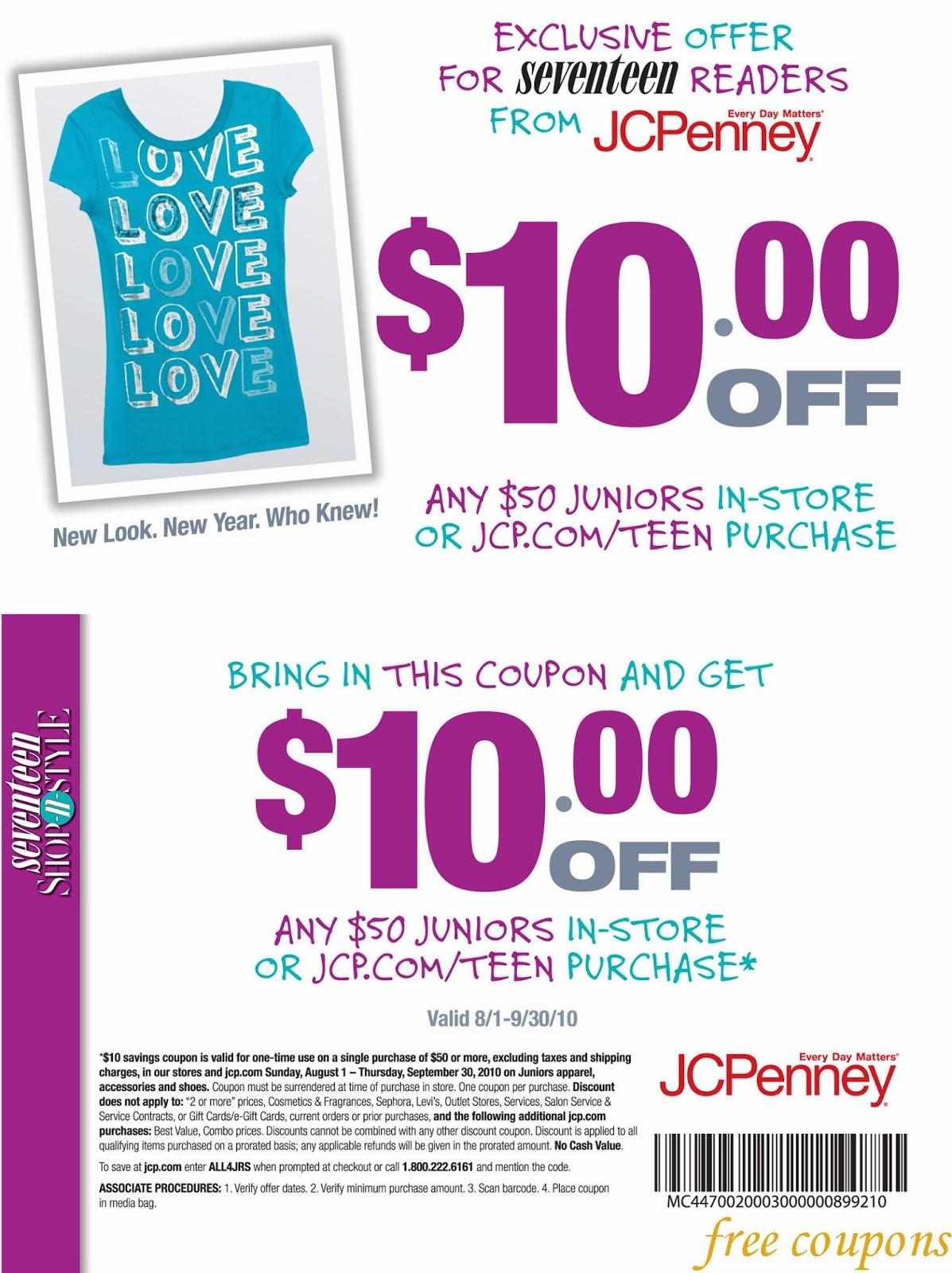 Jcpenney portrait coupon november 2018