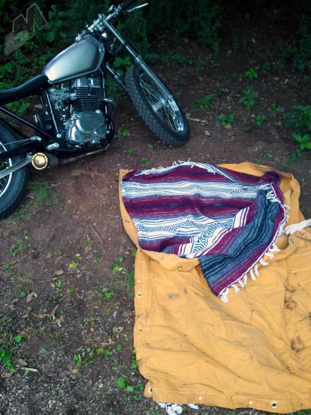 don wood biker bedroll