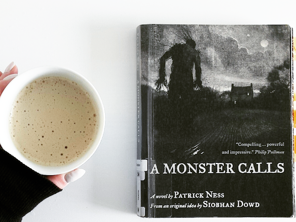 "[Rezension] ""A Monster Calls"" - Patrick Ness"