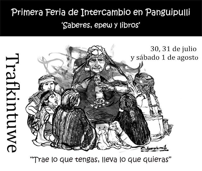PANGUIPILLI:  PRIMERA FERIA DE INTERCAMBIO