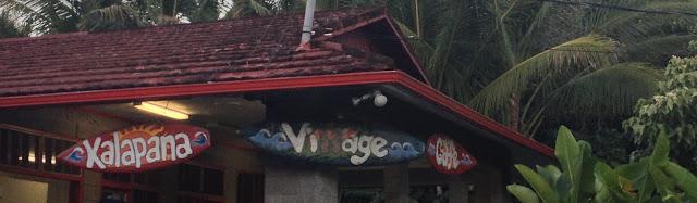 Kalapana Village Cafe, Southern Hawaii, The Big Island