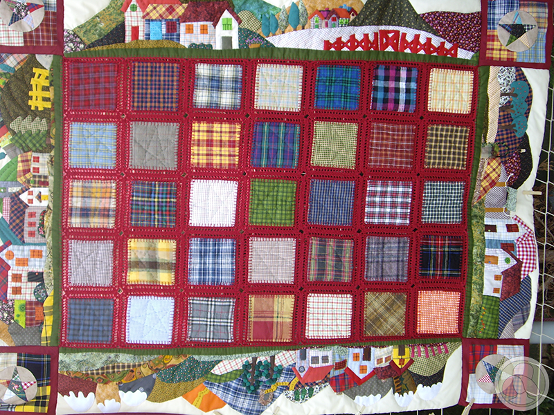 Quilt country Mi Ciudad del libro Sewing Dreams