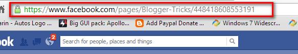 Cara Mudah Membuat Widget Facebook Fan Like di Blog langkah 1