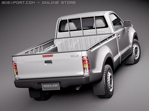 The Top Cars Ever New Toyota Hilux Single Cabin Strong Design