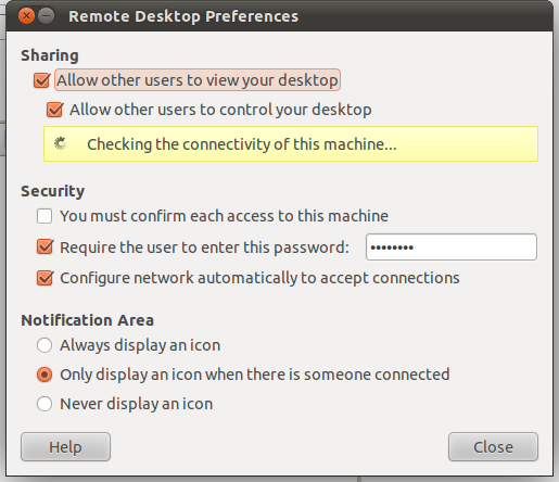 Use Android as a remote desktop client