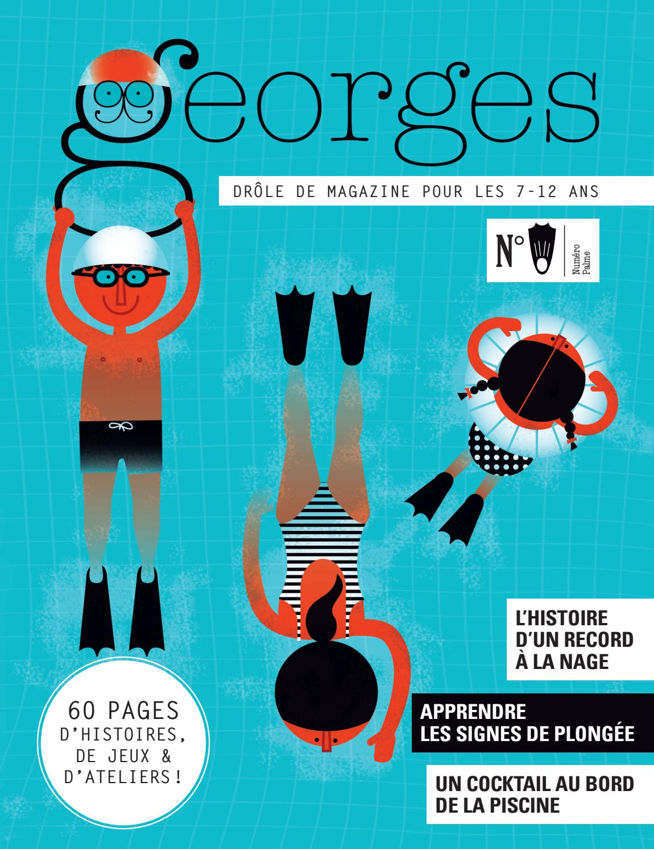 Magasine Georges n° Palme