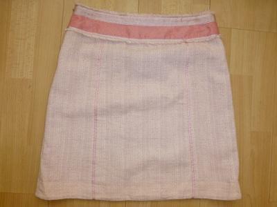 Sportsgirl pink skirt