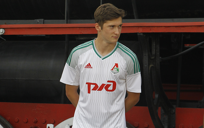 Lokomotiv Moscow Kit The New White Lokomotiv Moscow