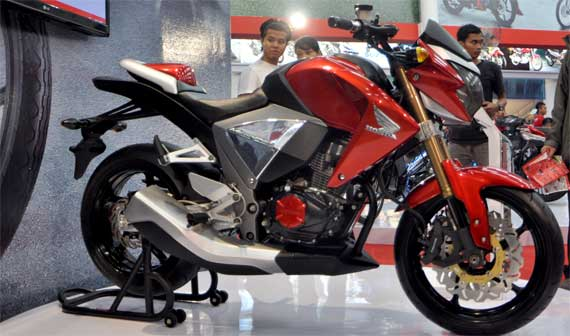 Modifikasi New Megapro 2015