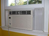 unidad de ventana, aire acondicionado