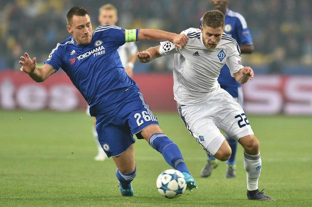 Vidéo Ligue des Champions : résumé Dynamo Kiev - Chelsea FC