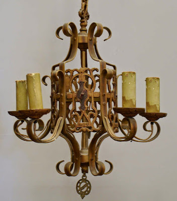Antique Light Fixtures for Home