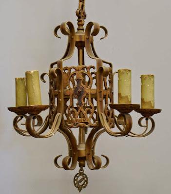 Antique Light Fixtures for Home