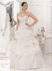 vestidos strapless 2013.2