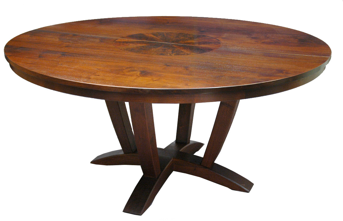 27 Beautiful Woodworking Round Table Egorlincom