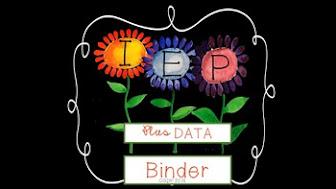 IEP Binder + Data Collection
