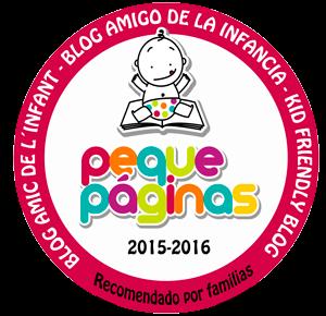 Premio Blog Amigo de la Infancia