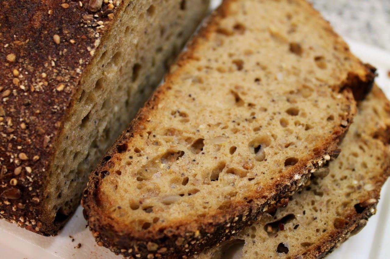 Bread Furst whole grain bread