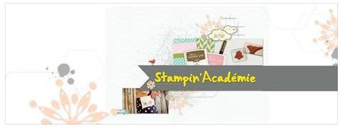 Devenez membre de Stampin'Académie