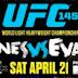 UFC145. I Commenti Dei Campioni Su Bones Jones vs Rashad.