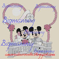 Topolino e Minnie - On bridge wedding