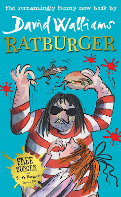 Review: Ratburger By David Walliams