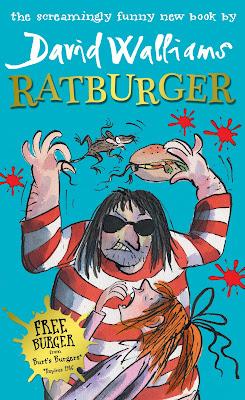 Review: Ratburger By David Walliams
