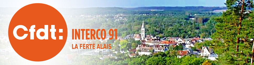 CFDT INTERCO91 La Ferté Alais