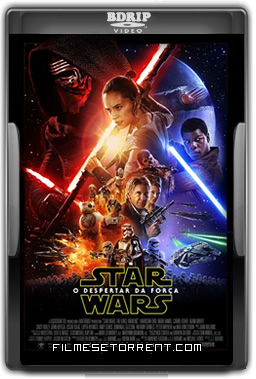 Star Wars - O Despertar da Força Torrent Dublado