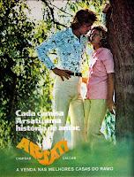 1971; moda anos 70; propaganda anos 70; história da década de 70; reclames anos 70; brazil in the 70s; Oswaldo Hernandez