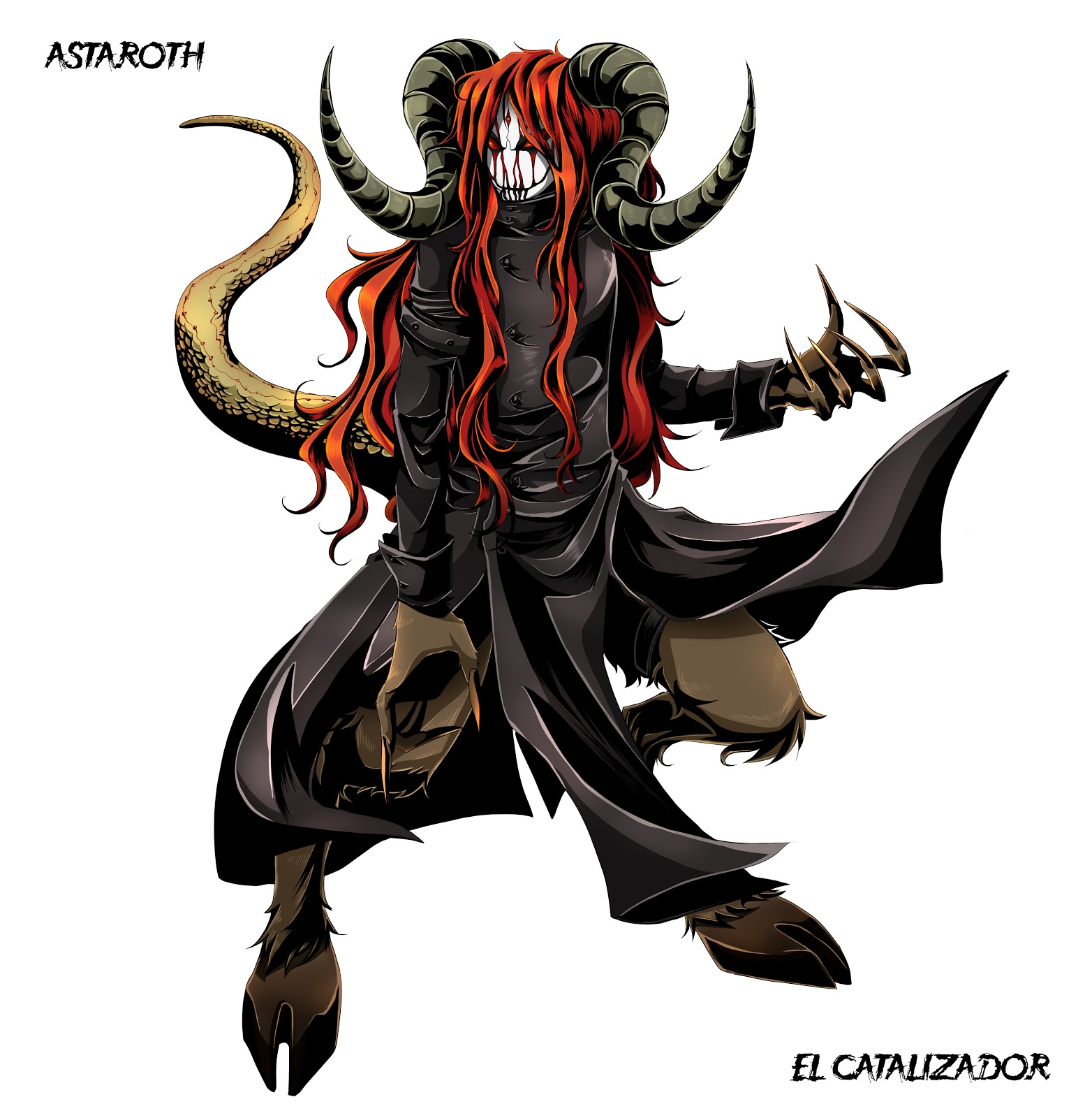 Primer Evento: Bye Bye Pandemonium! Astaroth2