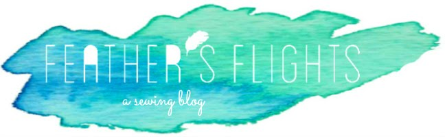 Feather's Flights: A Sewing Blog