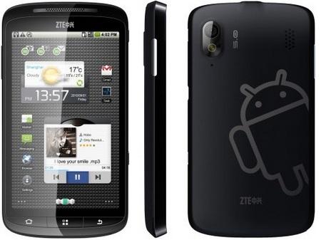 Daftar Harga Handphone ZTE Terbaru 2013