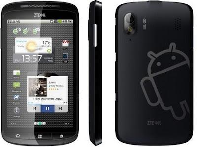 Handphone ZTE Terbaru 2013