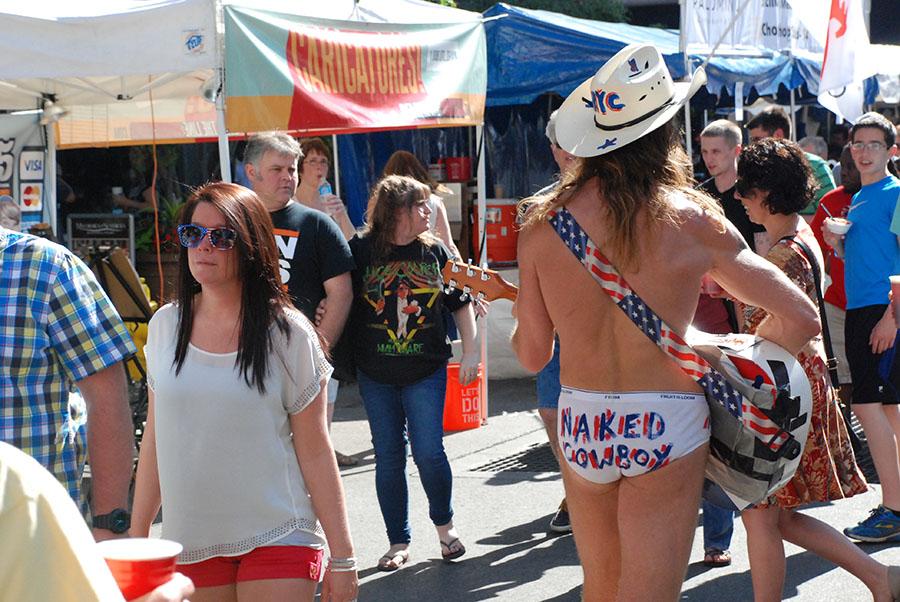 Cincinnati naked — img 9