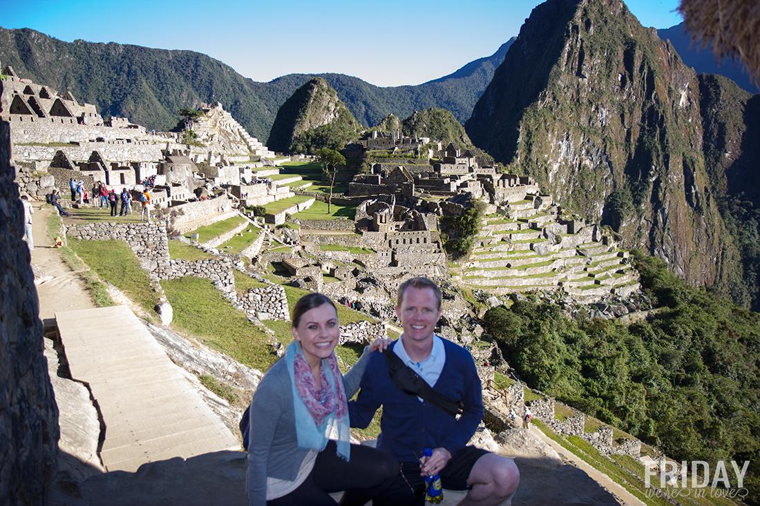 Machu Picchu Bucketlist