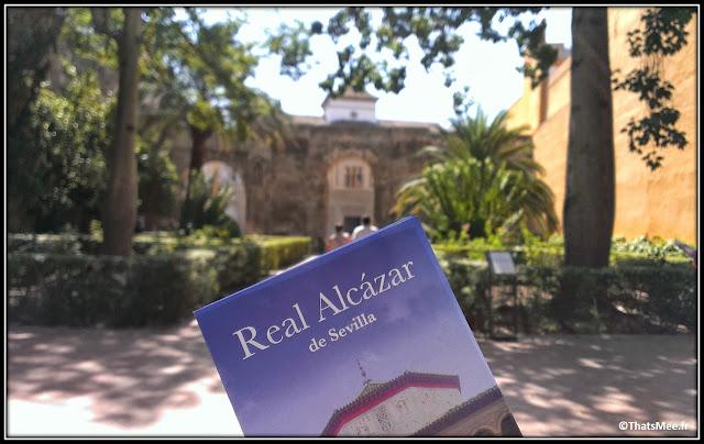 Séville Real Alcazar entrée visite Palais