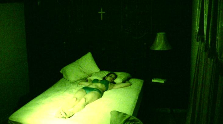 horrorthon paranormal entity