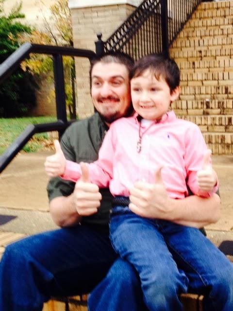 Cody and Eric