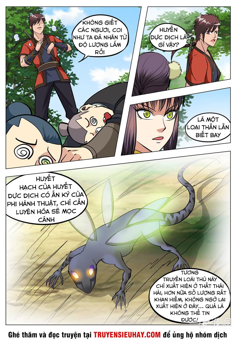 Đại Kiếm Thần chap 151 - Trang 8